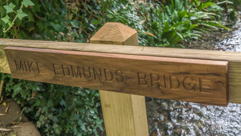 Edmunds footbridge